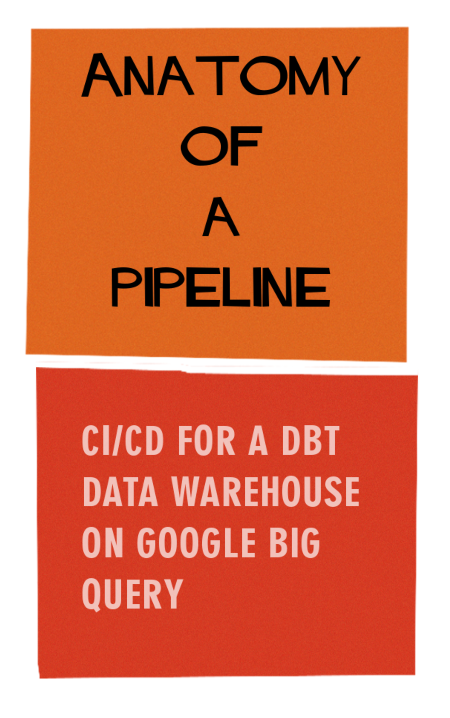 Anatomy of A Pipeline: CI/CD For a dbt Data Warehouse on Google Big Query Using Azure Pipelines